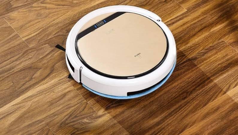2-in-1 Robot Vacuums