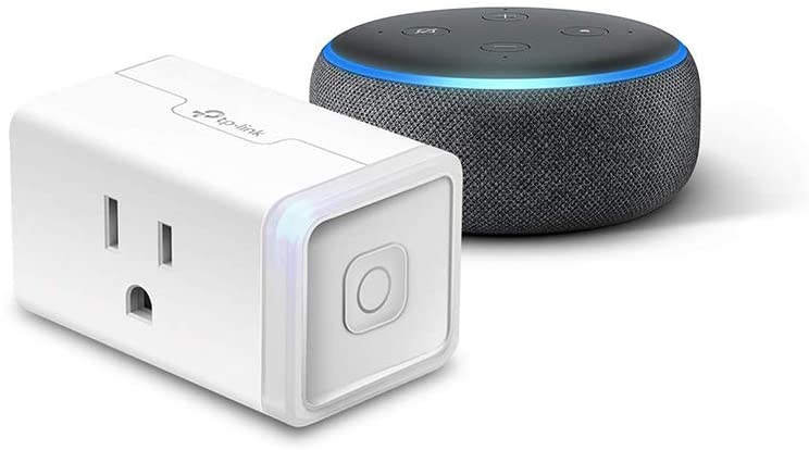 TP-Link and Echo Dot