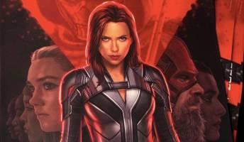 Black Widow release