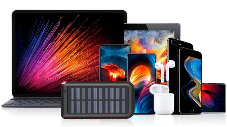 Top Portable Solar Chargers