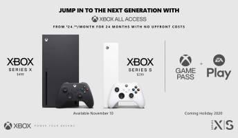 Xbox Series X preorders