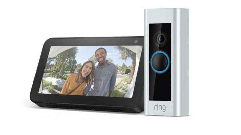 Free Amazon Echo Show 5 with a Ring Doorbell