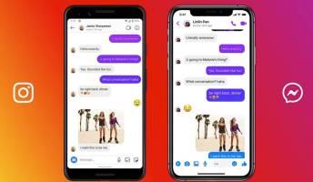 Facebook Messenger Instagram