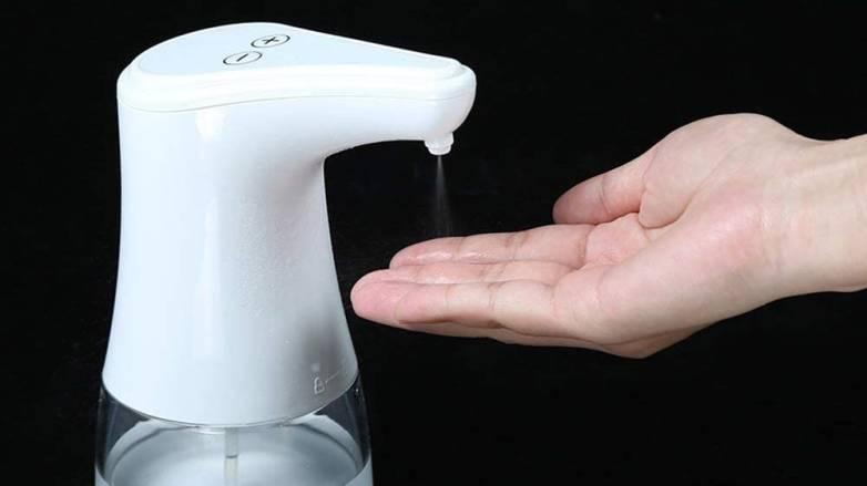 Hand Sanitizer Dispenser Amazon Prime