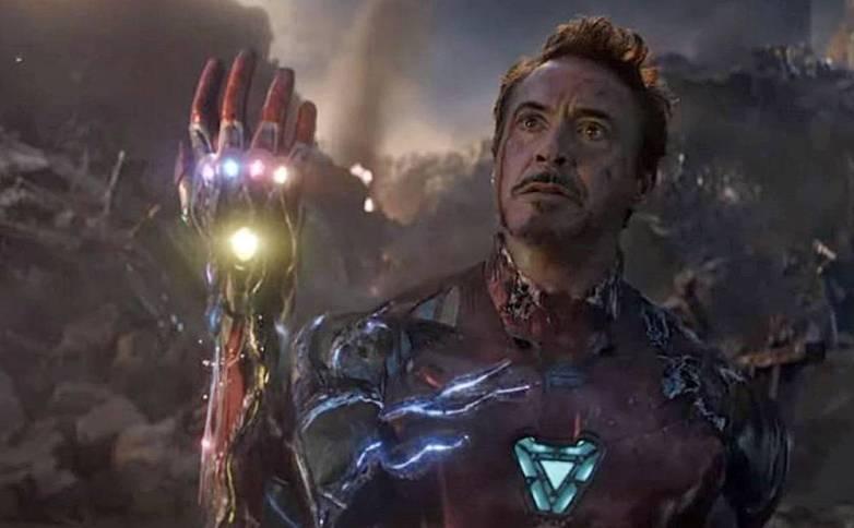 Iron Man Return
