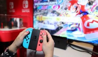 Nintendo Switch Games 2021